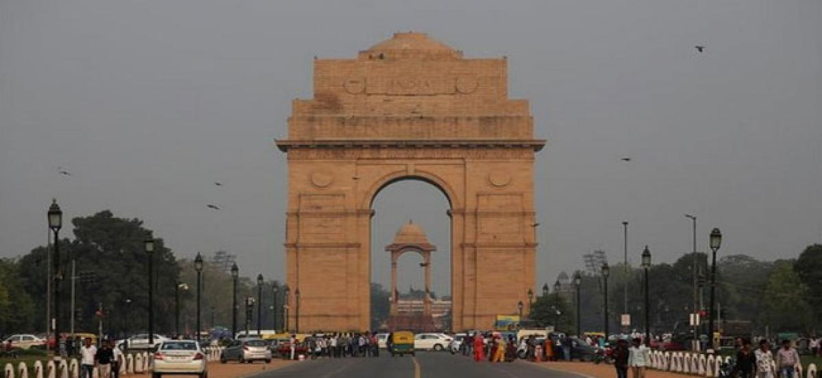 Delhi: 2 held for burning religious texts at India Gate