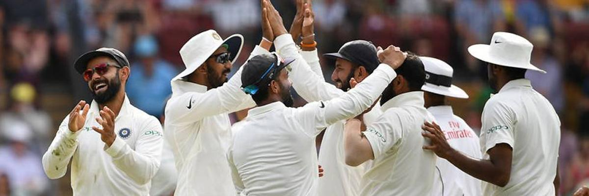 Buoyant India keen to carry winning momentum on to Perth after Adelaide triumph