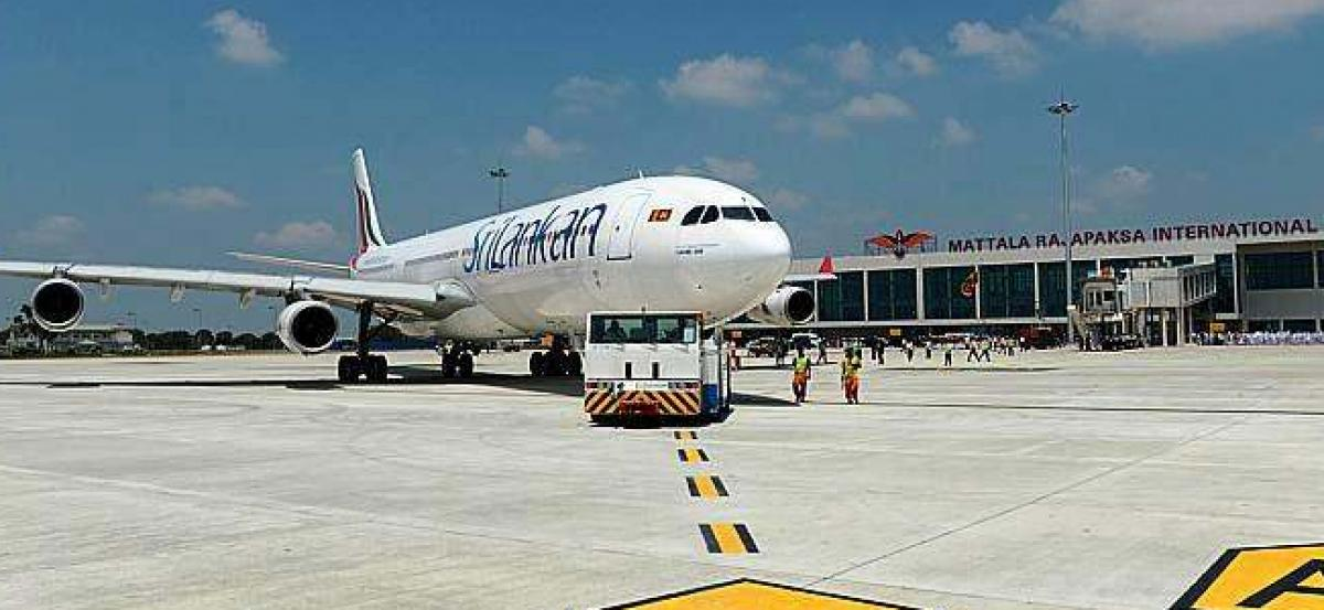 India to discuss Lanka airport joint venture