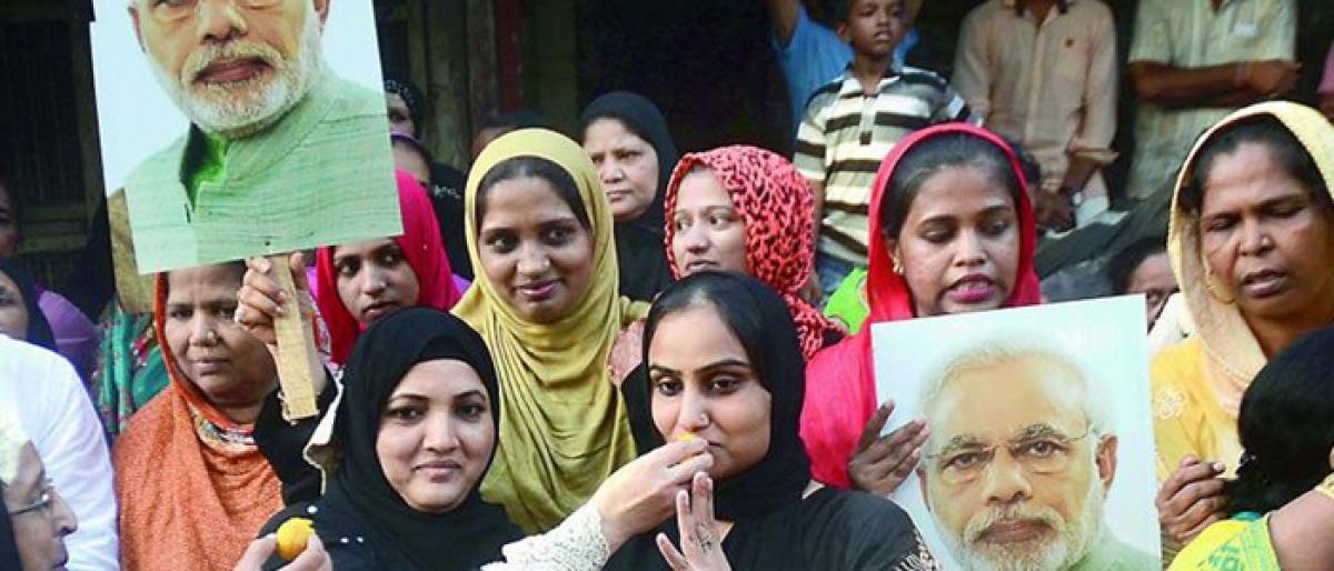 Saviour of Indian Muslim Women