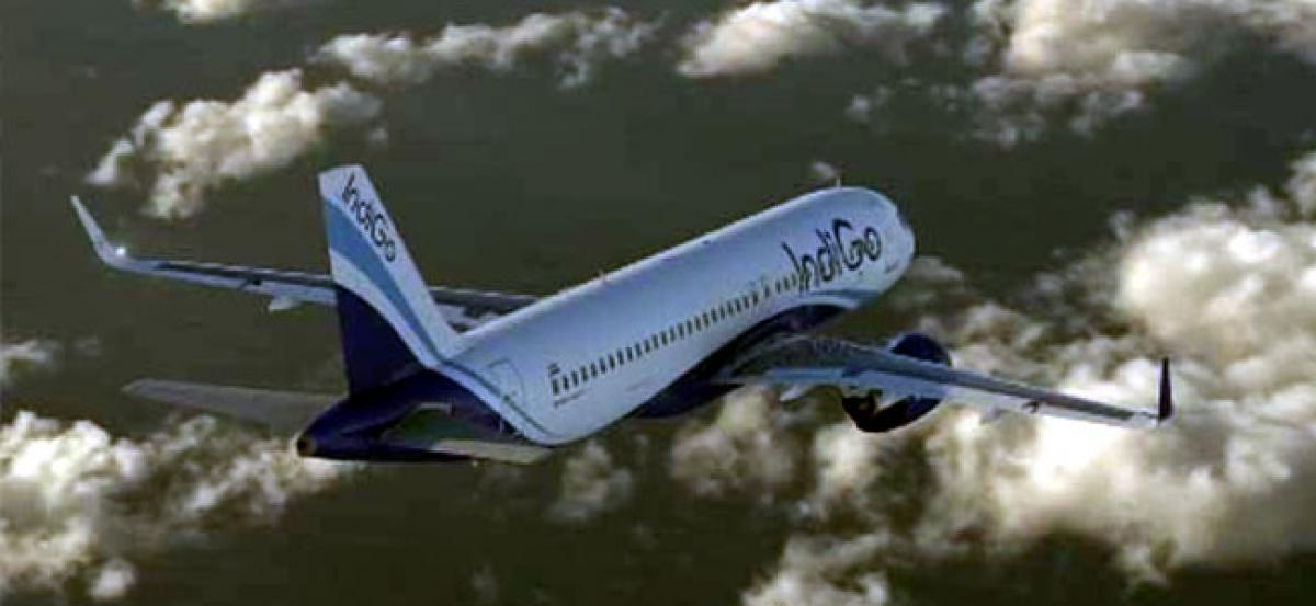 Two IndiGo planes avert mid-air collision over Bangalore airspace
