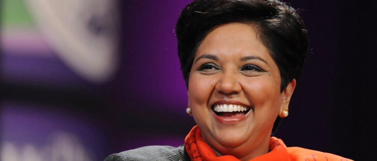 Indra Nooyi to bid adieu as PepsiCo CEO