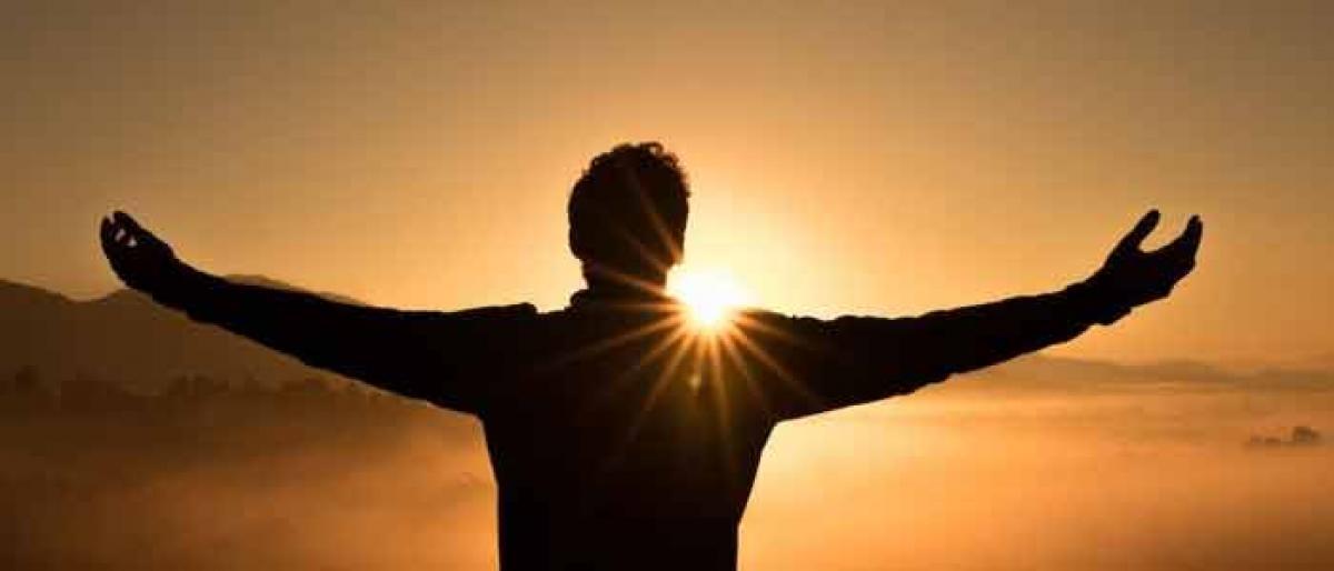Being joyful beyond circumstances