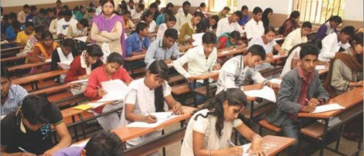Inter supplementary exams from May 14