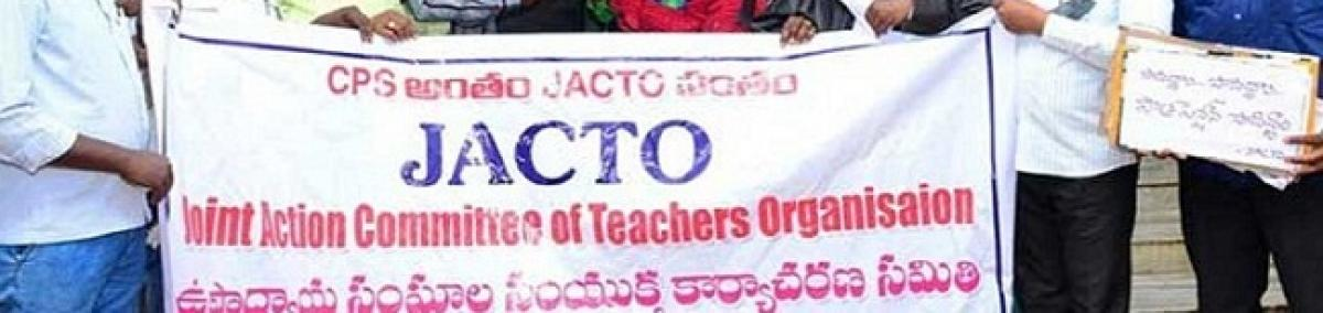 JACTO Calls For Protest On Sept 1 over CPS issue