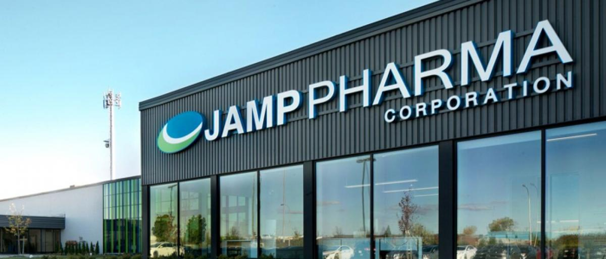 Canada's JAMP Pharma CoE in Hyderabad
