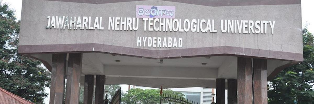 JNTU unable to exercise control