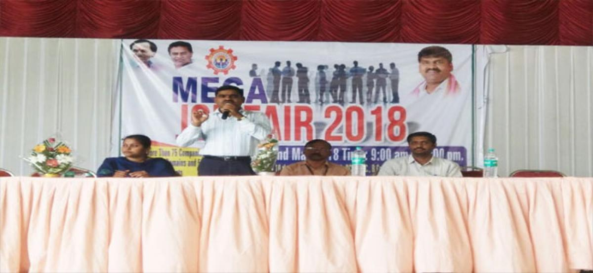 MEPMA conducts mega job mela