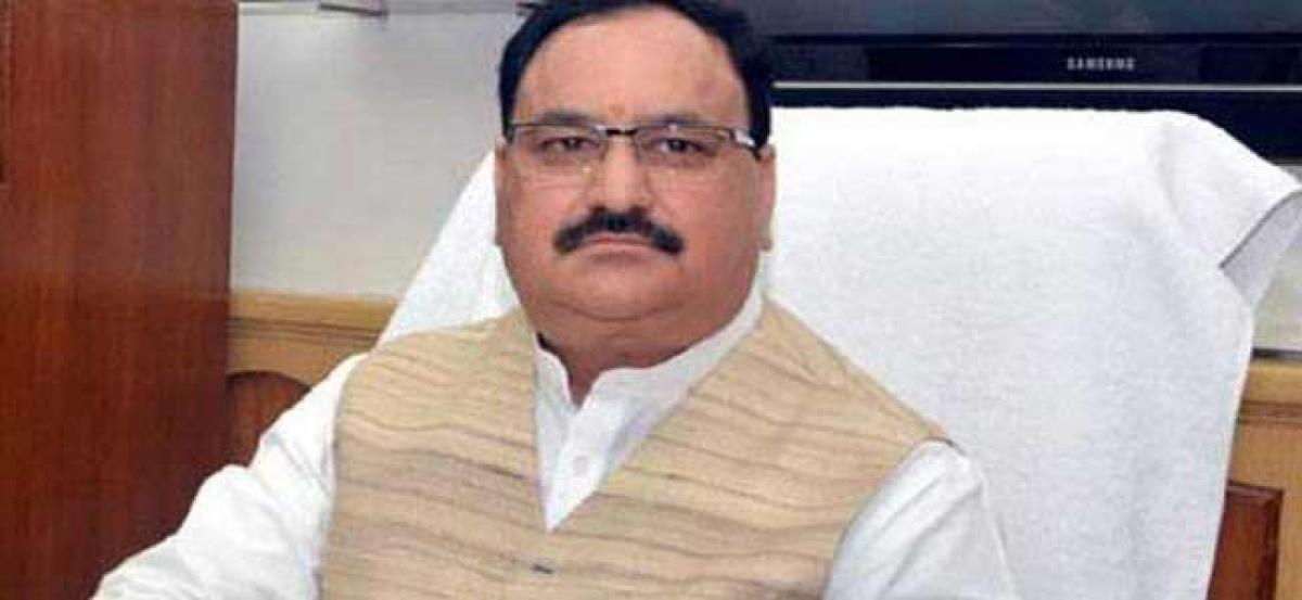 Private healthcare sector must improve credibility, says JP Nadda