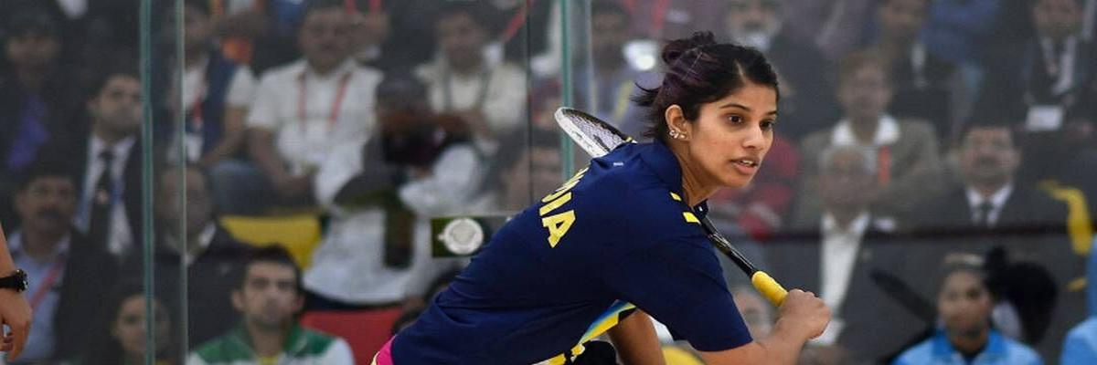 Joshna levels record with 16th national title, Mahesh lifts first crown
