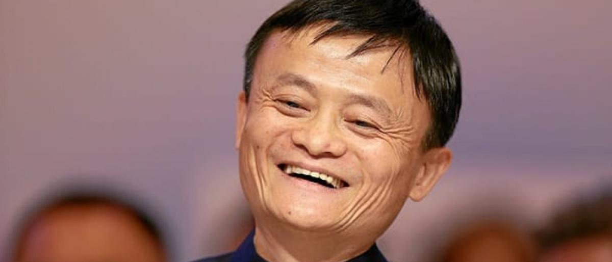 Alibaba's Jack Ma to bid adieu in 2019