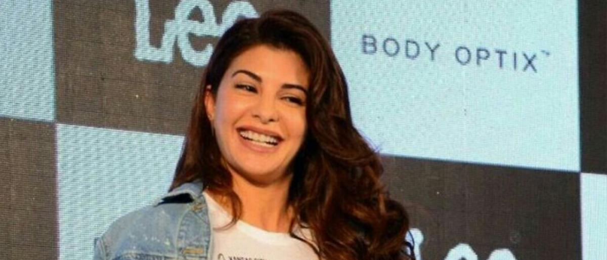 Fitness, fashion are fun-filled journeys: Jacqueline