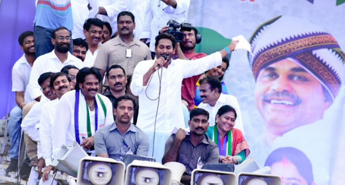 Law and order situation worsened in State: Jagan