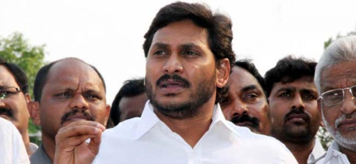Jagan Gives No Assurance To New Leaders In YSR Congress