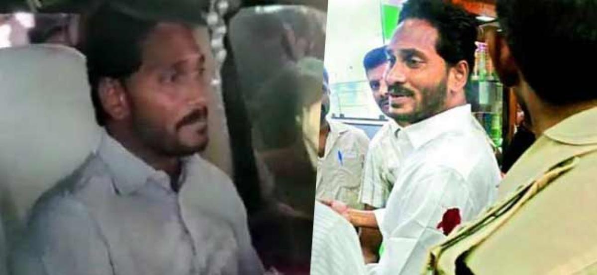 YSR Congress moves Hyderabad HC over attack on Jagan Reddy, seeks CBI probe