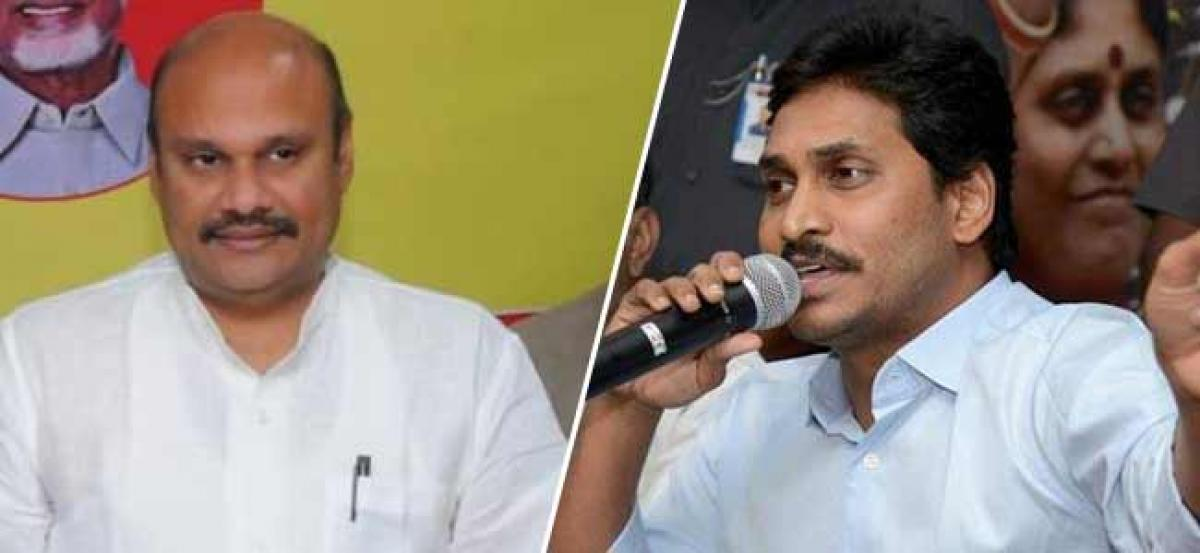 AP Minister Fumes On Jagan