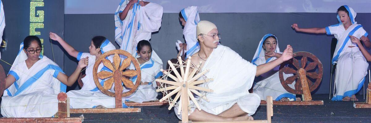 Jain Heritage School celebrates a decade of existence