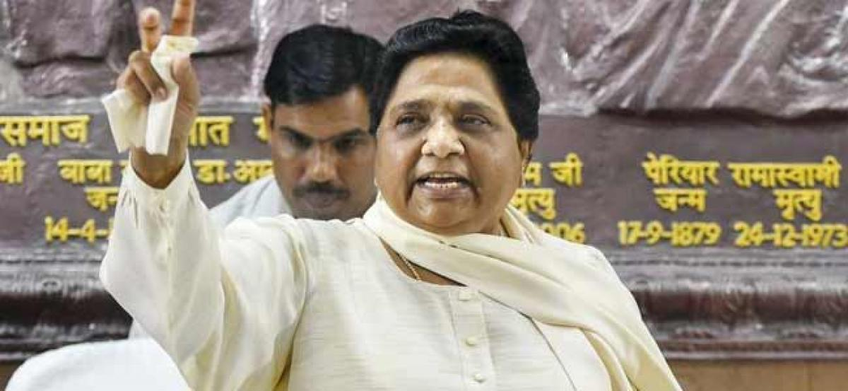Mayawati-led BSP to contest on all 200 assembly seats in Rajasthan