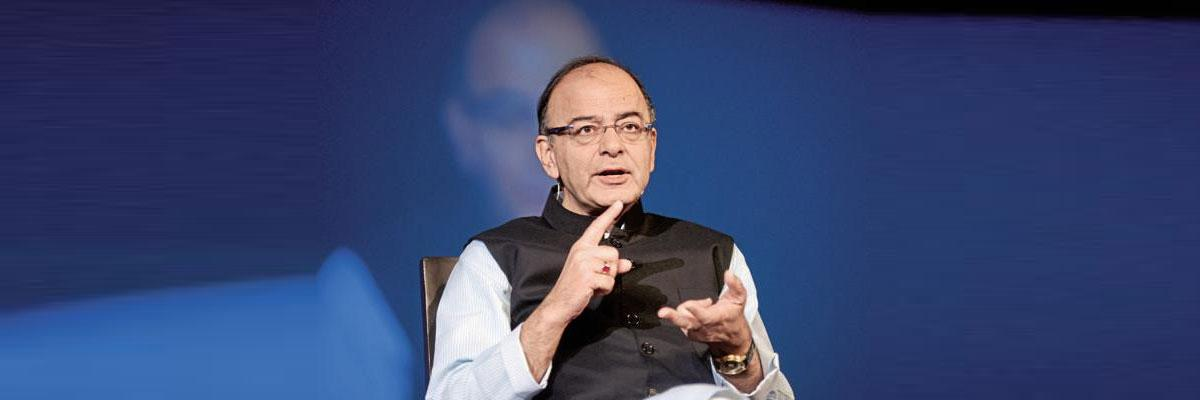12, 18% pc GST slabs to be merged with rise in revenues: Jaitley