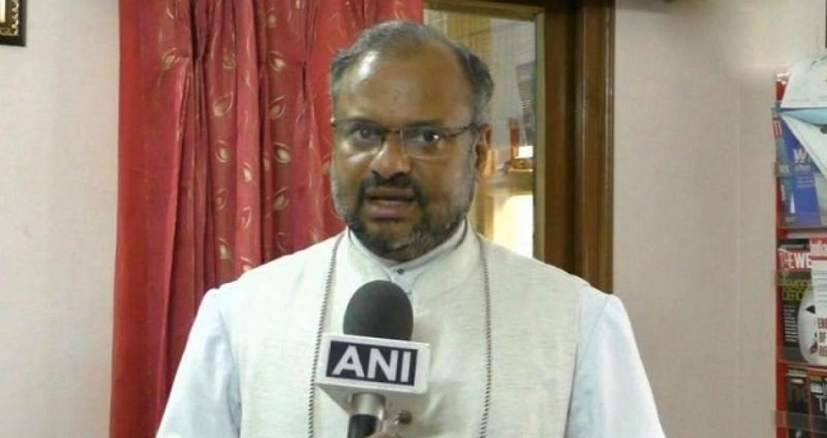 Rape accused Jalandhar bishop Franco Mulakkal relieved from duty by Pope