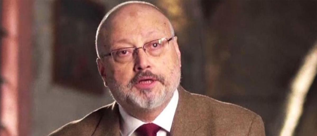 Khashoggi murder: US hits 17 Saudis with sanctions