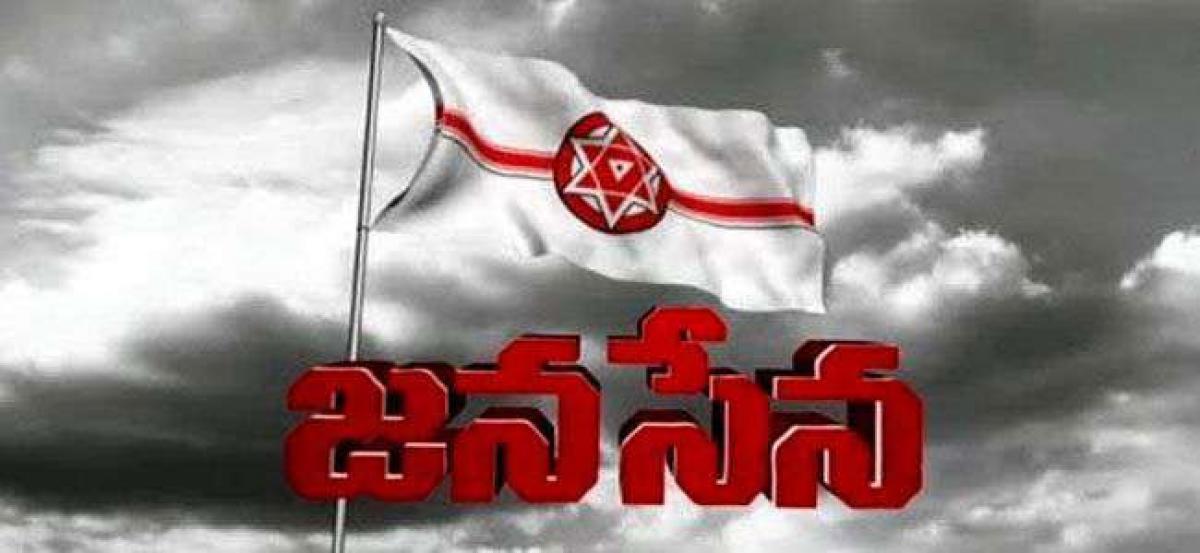 Yarra Narayana Swamy, son to join Jana Sena
