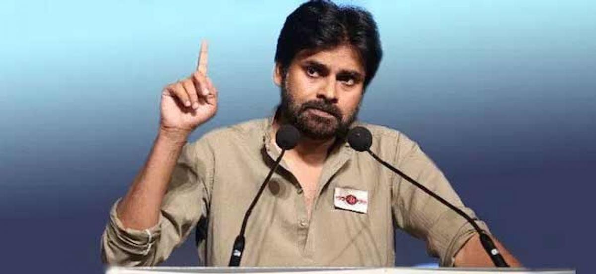 Jana Sena To Mobilise 3 Lakh People For Public Meeting
