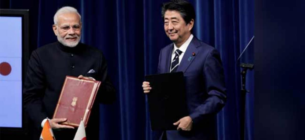 Japan finance minister: forex swap with India intended to function as safety net