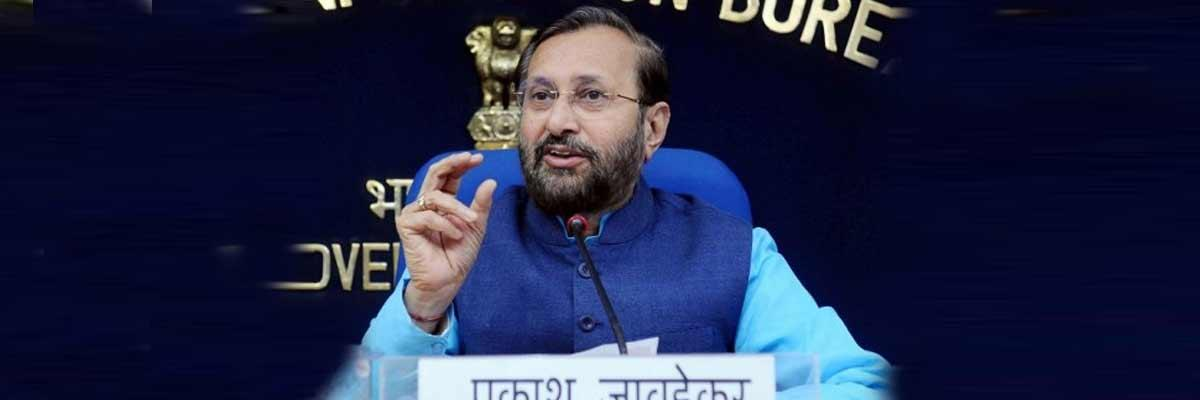 Sports, art one of the biggest contributions of human beings to society: Javadekar