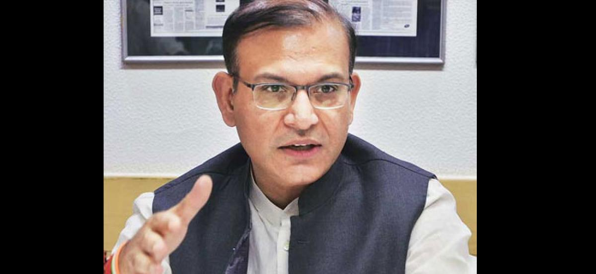 Garlanding lynching convicts: Opposition raises slogans against Jayant Sinha in Parliament