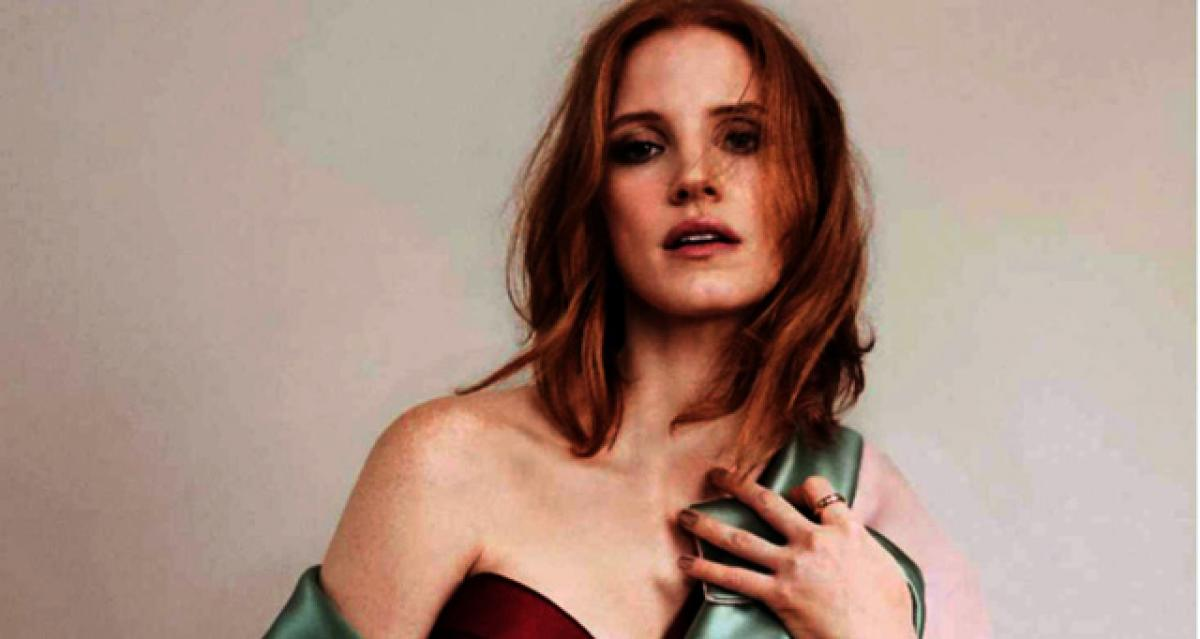 Important to show powerful women in films: Chastain