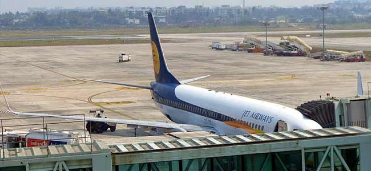 Jet Airways cancels 10 flights from Mumbai, pilot shortage blamed