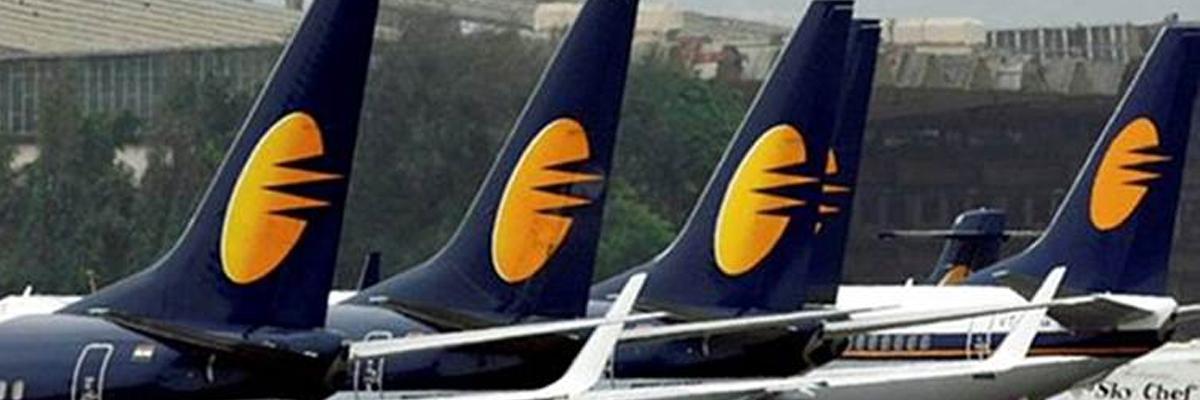Jet Airways long-term ratings downgraded
