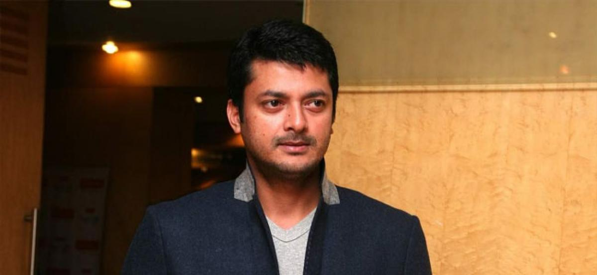 Jisshu Sengupta To Play LV Prasad In NTR Biopic