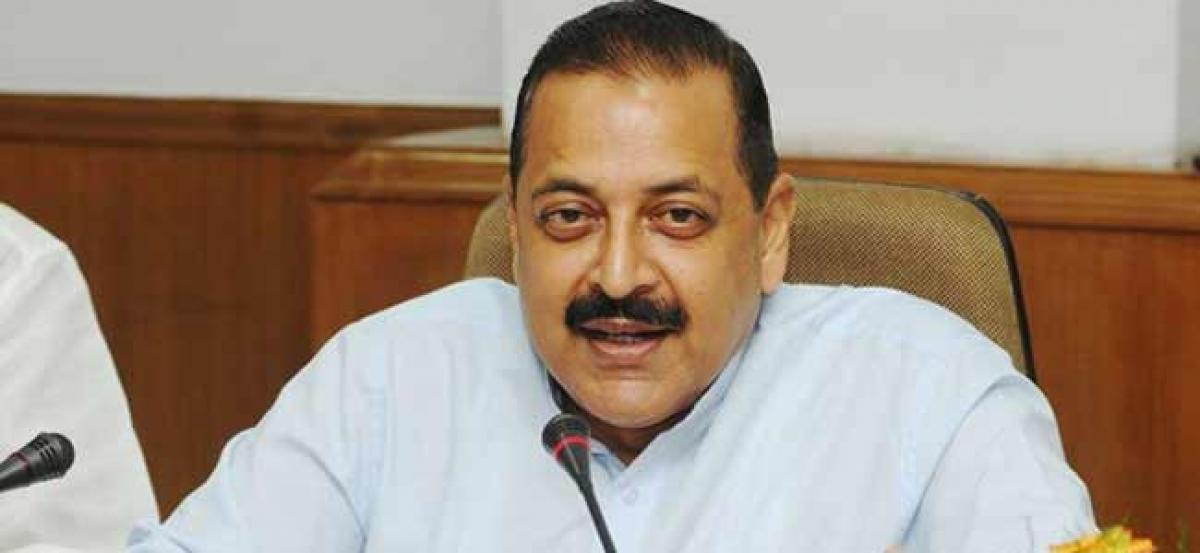 Rahul trying to induce political culture based on hypocrisy: Jitendra Singh