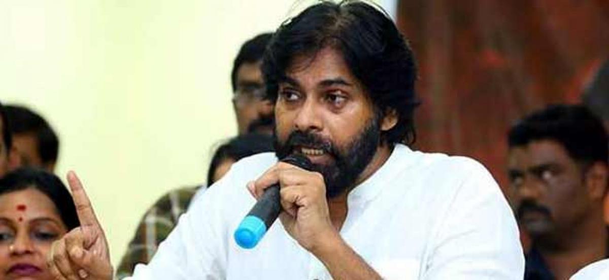 TDP Senior Leader Joins Jana Sena