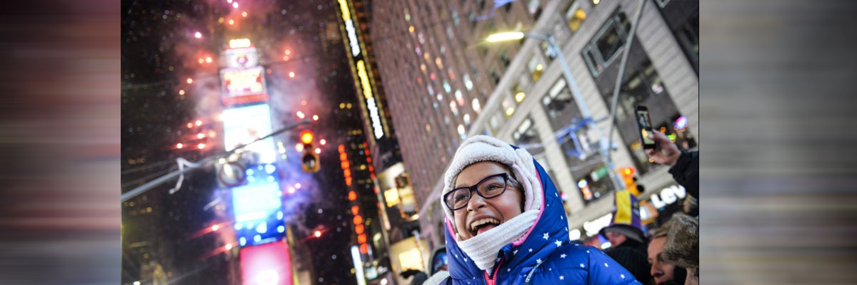 Journalists to lead New Year Eve celebrations at iconic New Yorks Times Square