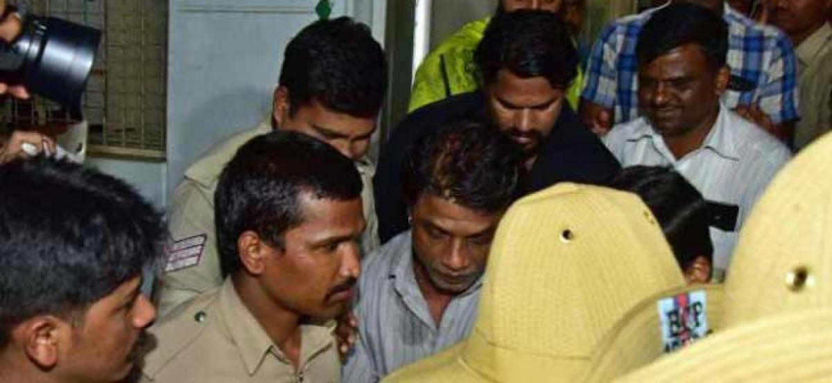 """DCP K Annamalai warns actor Duniya Vijay about """"disturbing law and order"""""""