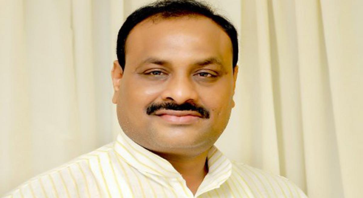 AP Govt considering formation of Economically Backward Classes Corporation: Minister K Atchannaidu