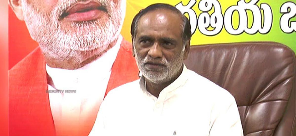 Telangana BJP sends full-timers to LS, assembly constituencies