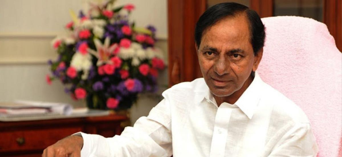 KCR Completes 4 years 3 months 4 days as CM