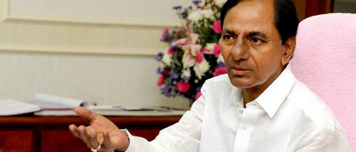 KCR to kick-start campaign from Husnabad