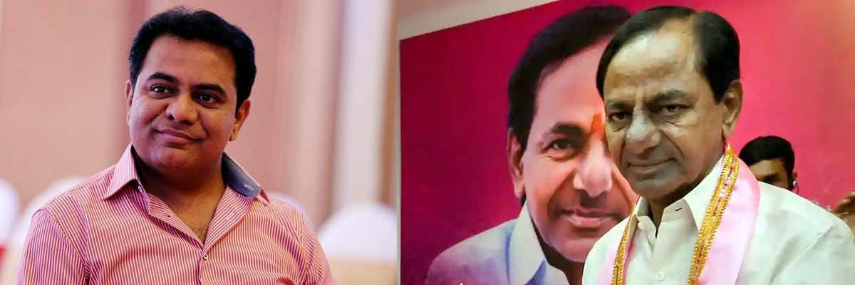 KCR appoints son Rama Rao as TRS working president, wants to focus on national politics