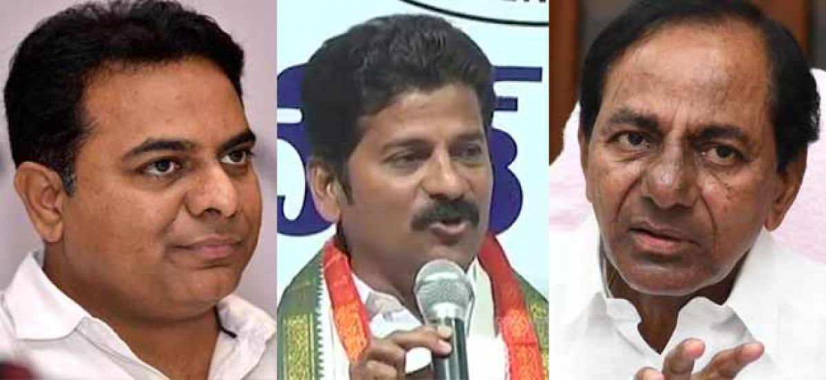 KTR flays Congress leaders over remarks on KCR