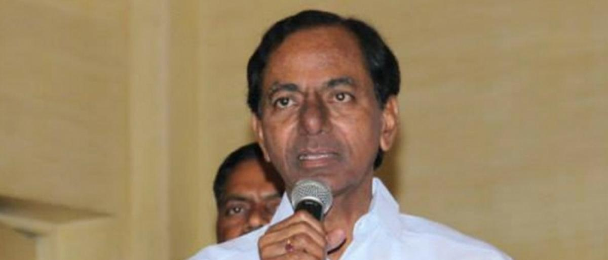 KCR recollects Nawab Ali Nawaz Jung's services