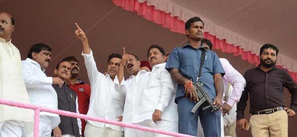 Pragati Nivedana Sabha: Special powers to IPS officers
