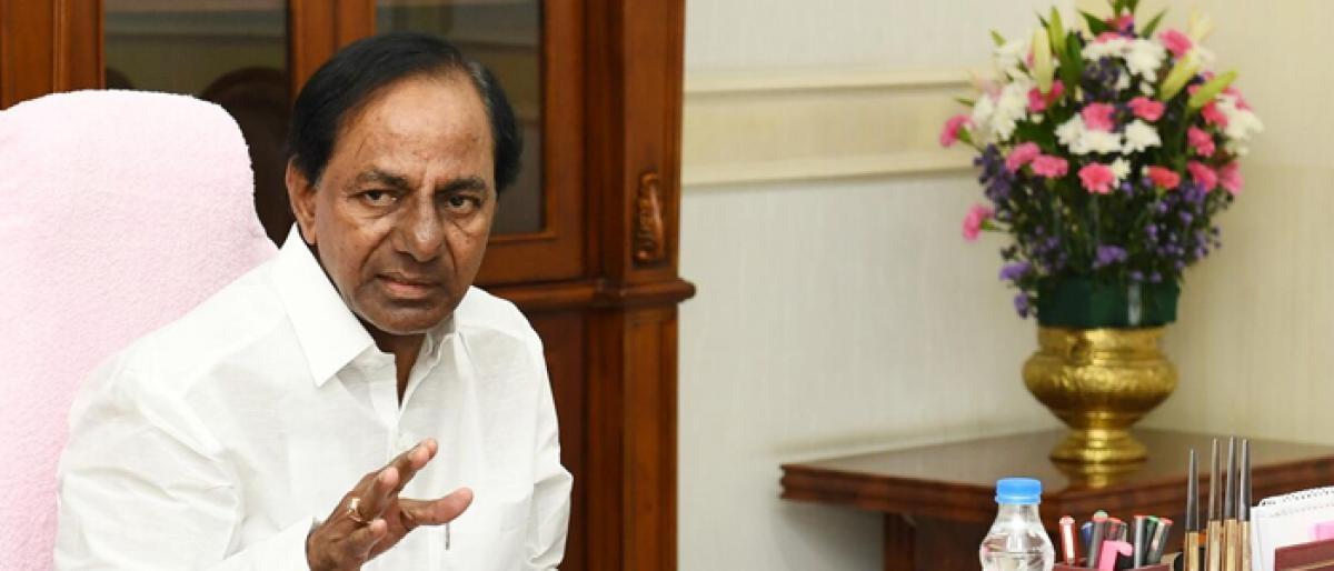 Rythu Bandhu benefits to tenants not legal: KCR