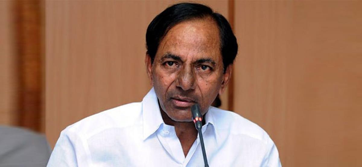 Telangana CM announces 27 per cent profit share for Singareni workers