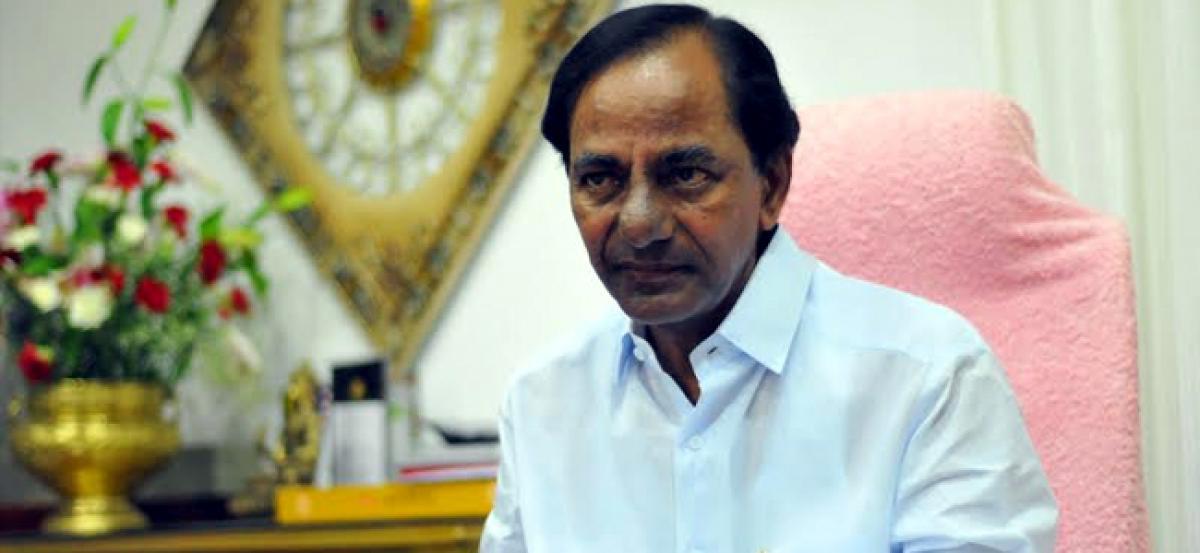 CM proposes self-employments schemes for BCs, MBCs