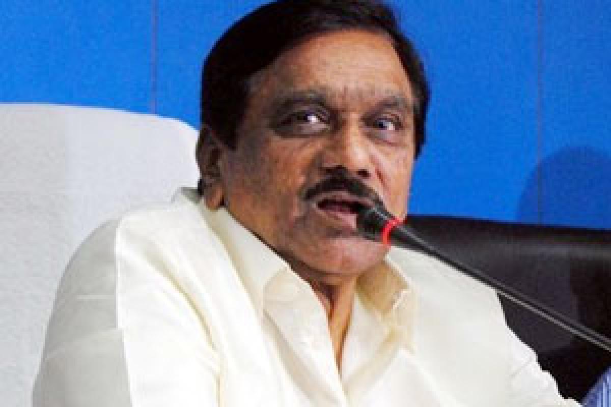 Deputy CM Krishnamurthy: Chandrababu will continue as CM for next term
